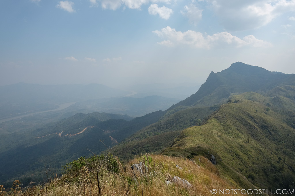 One of the views from Doi Pha Tang