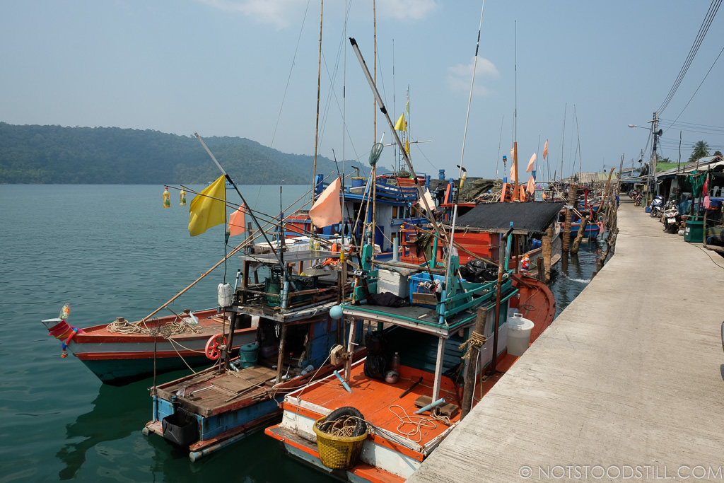 Ao Salat Fishing Village